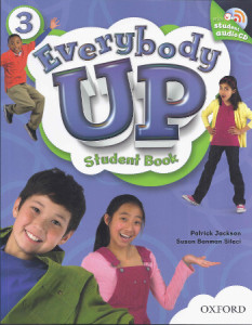 Everybody Up - 3 Textbook