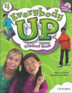 Everybody Up - 4 Textbook