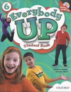 Everybody Up - 6 Textbook