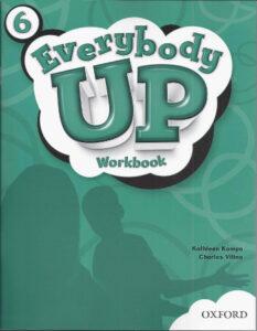 Everybody Up - 6 Workbook