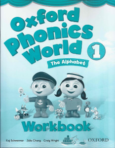 Wallaby Course - Level Nencho Phonics workbook