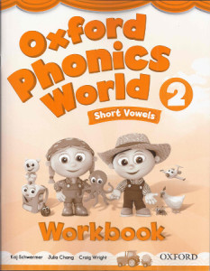 Wallaby Course - Level Sho 1 Phonics workbook